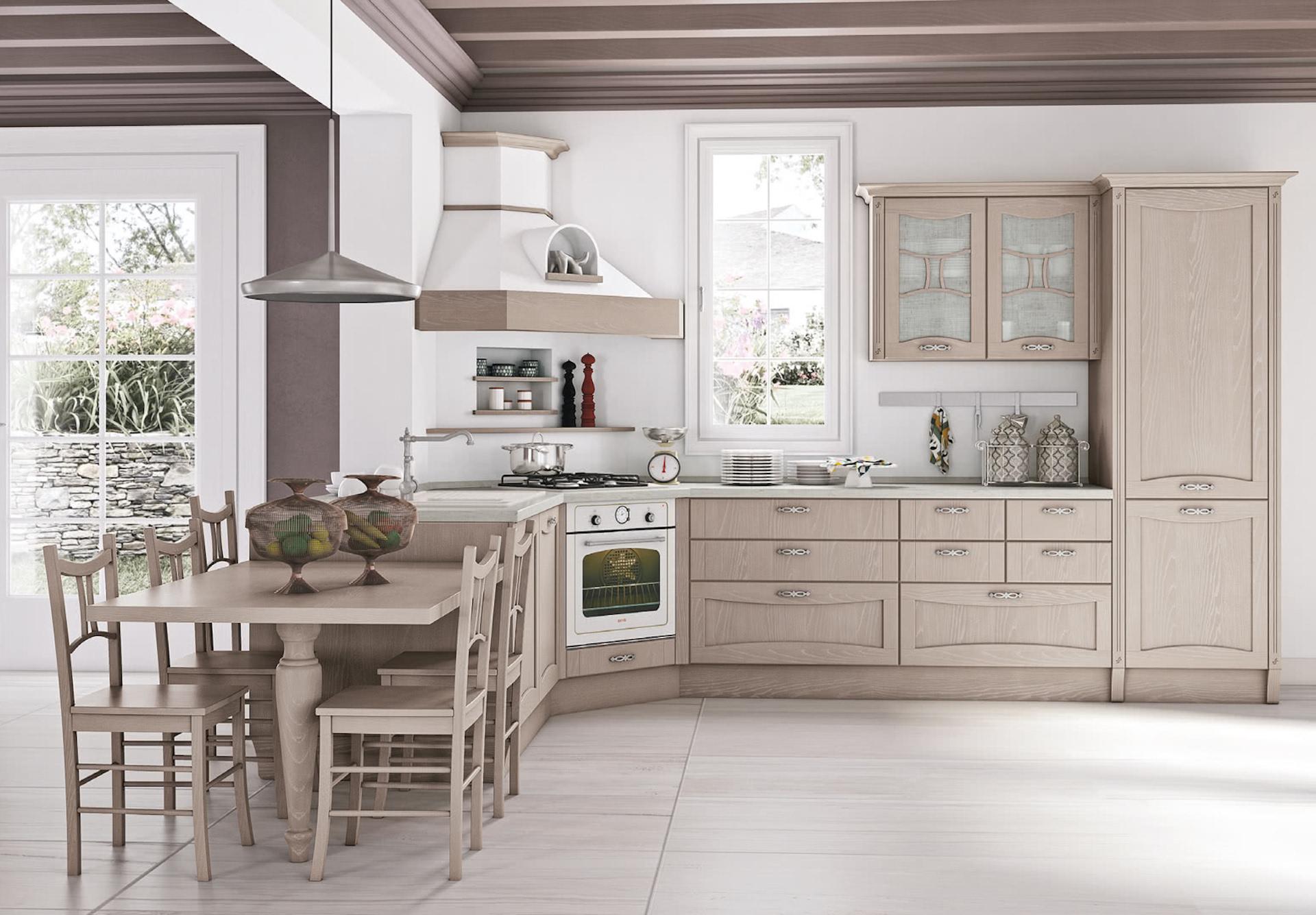 Cucina stile provenzale - Creo Store Cornaredo | Showroom ...